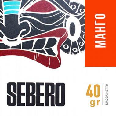 Табак Акциз Sebero Mango (Манго) 40 гр