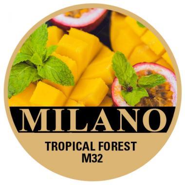Табак Milano Tropical Forest M32 100 гр