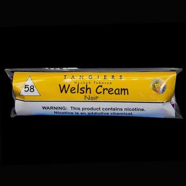 Табак TANGIERS Noir Welsh Cream 58 250 гр