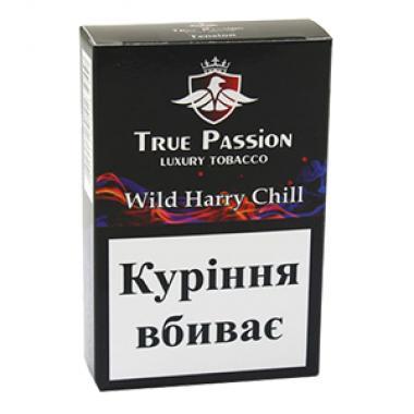 Табак Акциз TRUE PASSION Wild Harry Chill 50 гр