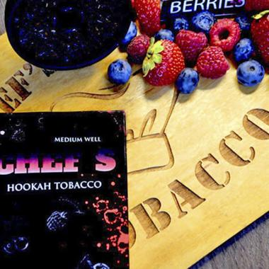 Табак Chefs Berries (Ягоды) 100 гр