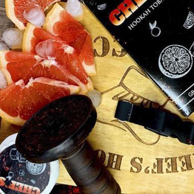 Табак Chefs Grapefruit Ice (Грейпфрут со льдом) 100 гр