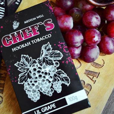 Табак Chefs Lil Grape (Виноград) 100 гр