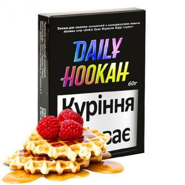 табак Акциз DAILY HOOKAH Бельгийские вафли 60 гр