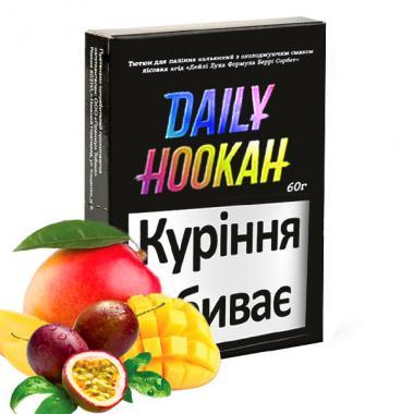 табак Акциз DAILY HOOKAH Экзотические фрукты 60 гр