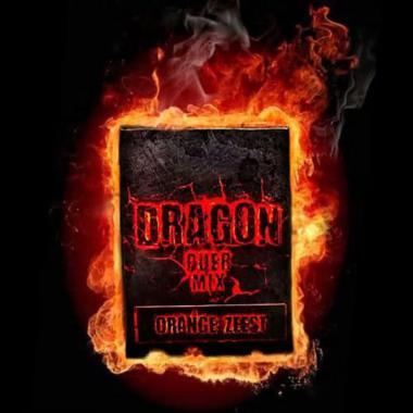 Чайная смесь Dragon Puer Mix Orange zeest (Апельсин) 50 гр