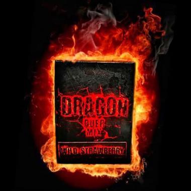 Чайная смесь Dragon Puer Mix Wild Strawberry (Земляника) 50 гр