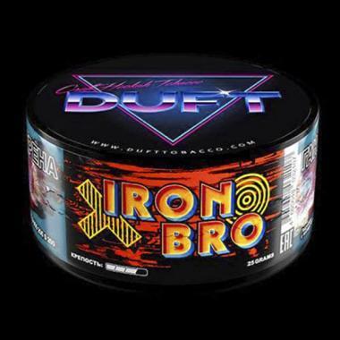 Табак Duft Iron Bro (Газировка) 100 гр