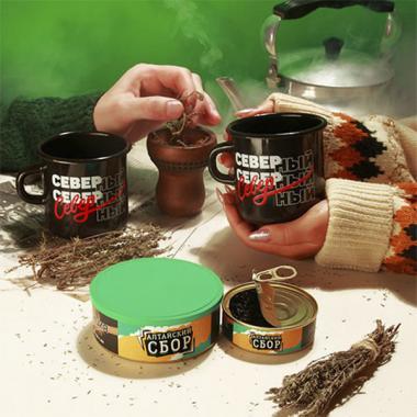 Табак Северный Алтайский Сбор 100 гр