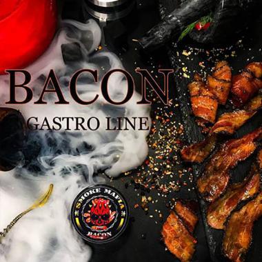 Табак Smoke Mafia Gastro Line Bacon (Бекон) 50 гр