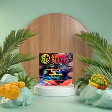 Табак Smoke Mafia Mono Line Kivano (Банан Огурец) 60 гр