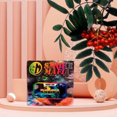 Табак Smoke Mafia Mono Line Rяbina (Рябина) 60 гр
