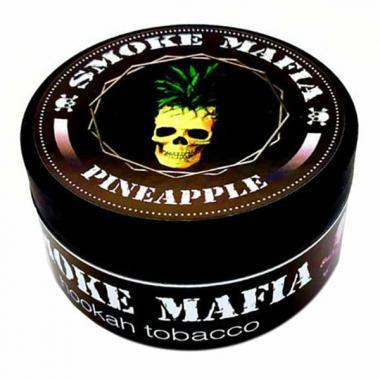 Табак Smoke Mafia Mono Line Pineapple (Ананас) 125 гр