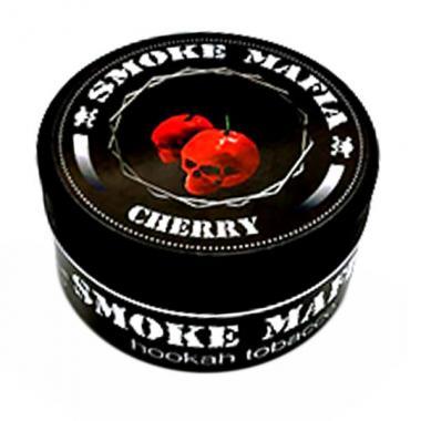 Табак Smoke Mafia Mono Line Cherry (Вишня) 125 гр