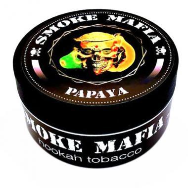 Табак Smoke Mafia Mono Line Papaya (Папайя) 125 гр