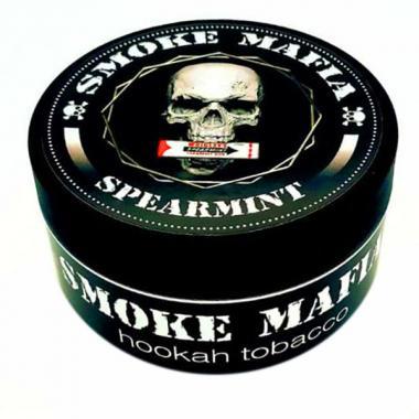 Табак Smoke Mafia Mono Line Spearmint (Спирминт) 125 гр