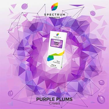 Табак Spectrum Classic Purple Plum (Слива) 100 гр