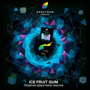 Табак Spectrum Hard Ice Fruit Gum (Ледяная Фруктовая Жвачка) 100 гр