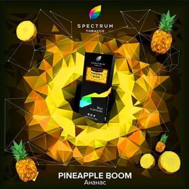 Табак Spectrum Hard Pineapple Boom (Ананас) 100 гр