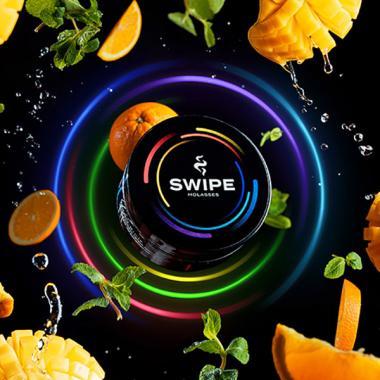 Бестабачная смесь Swipe Mango Orange Mint (Манго Апельсин Мята) 50 гр