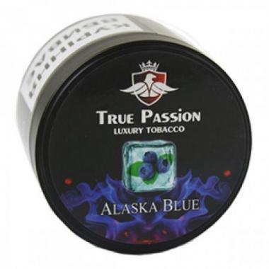 Табак Акциз TRUE PASSION Alaska Blue 100 гр