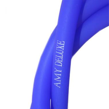 Шланг силиконовый AMY Deluxe Soft Touch Blue